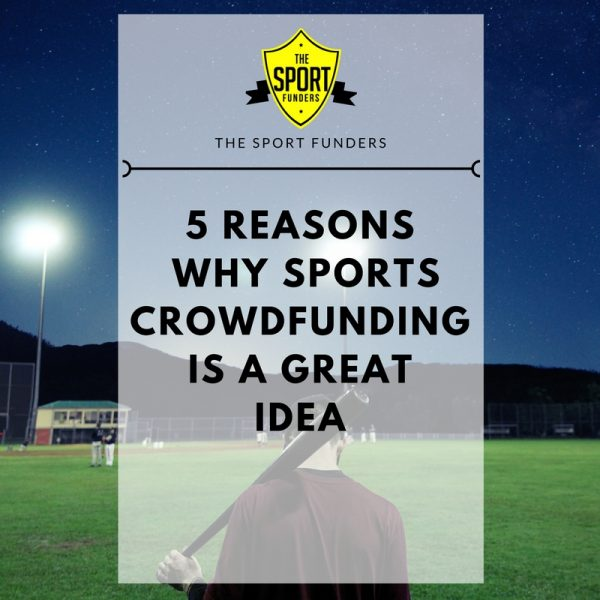 The great importance of crowdfunding sports