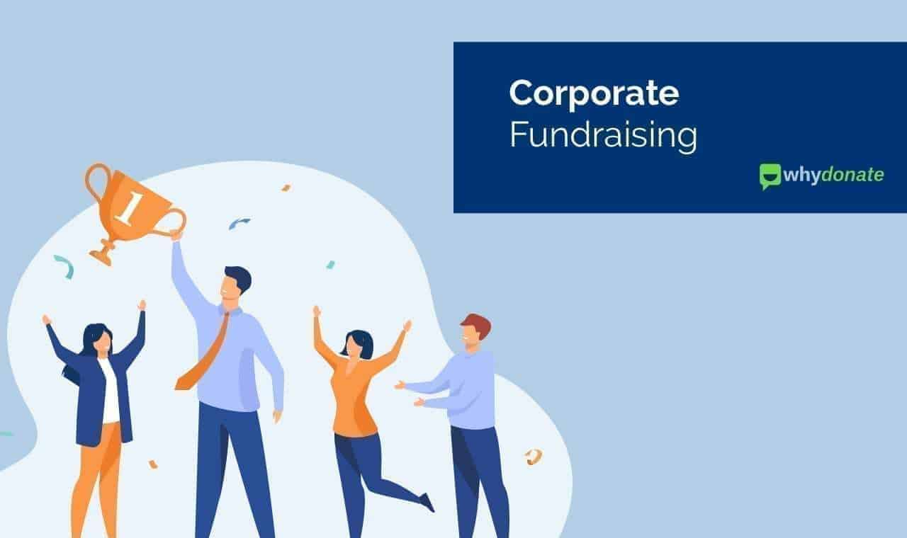 Donate as a company: How to donate as a business
