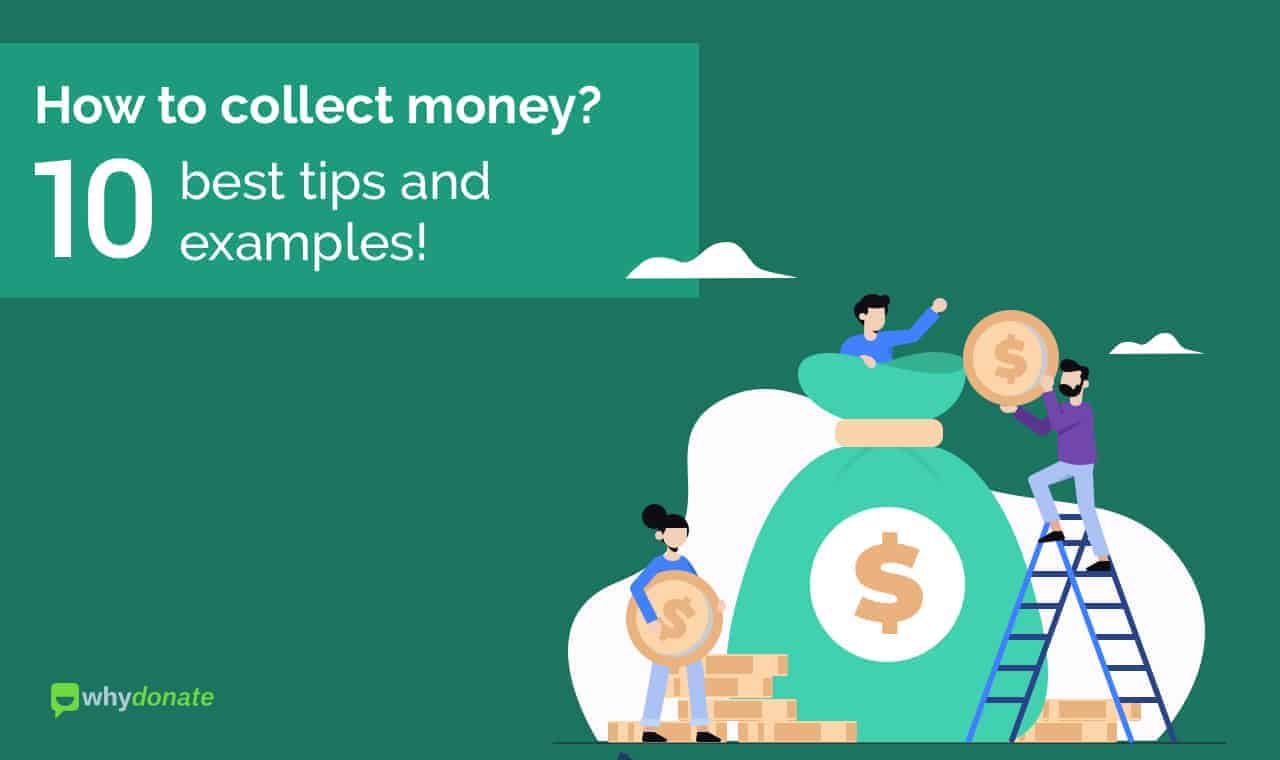 Collect money for Crowdfunding