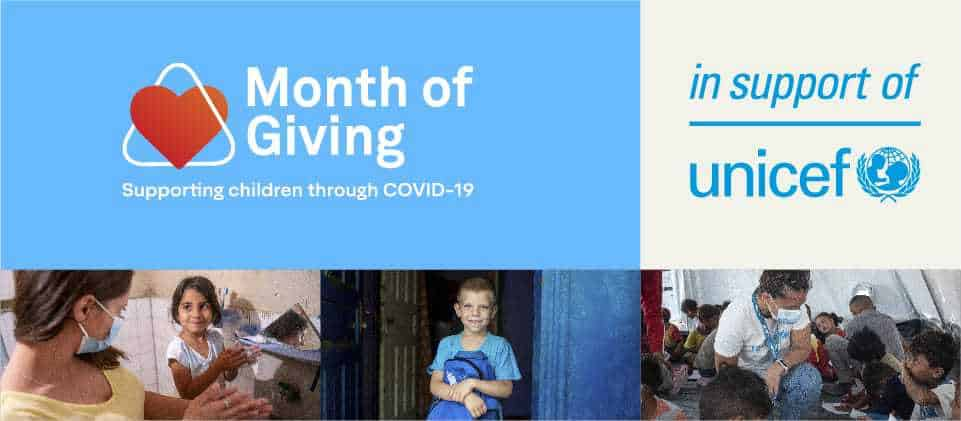 Avery Dennison's Month of Giving