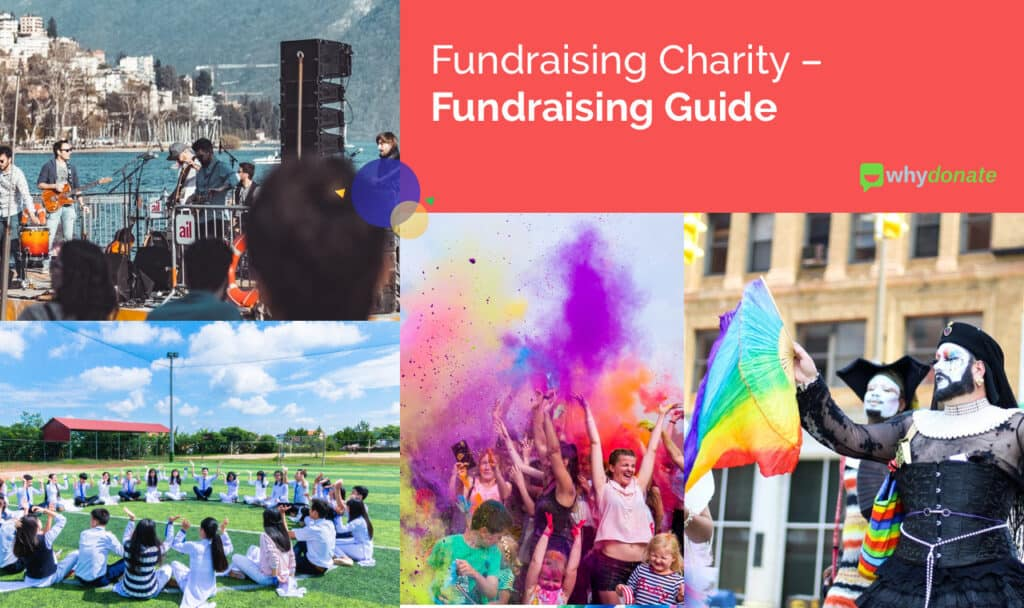 Charity Fundraising Guide: Types of Fundraising Charity