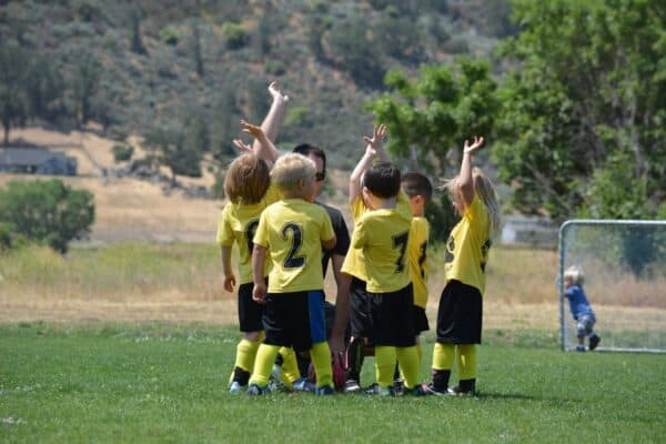 Fundraising Ideas For Sports Clubs - Kids sports