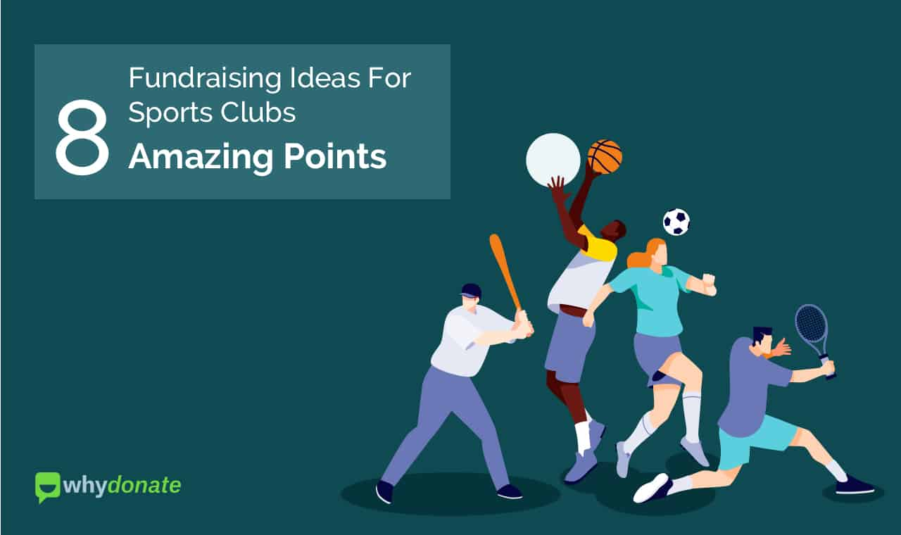 Fundraising ideas for sports clubs