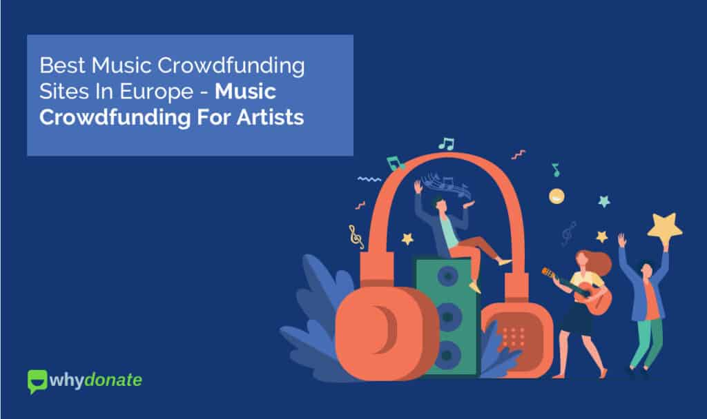 Best music crowdfunding sites for artists